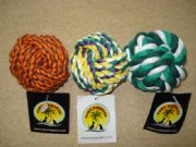 4'' XL Solid Rope Ball
